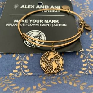 Alex & Ani Russian Gold Charity by Design